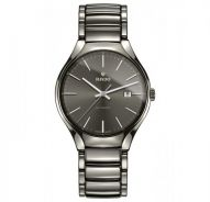 Rado True Auto Gray Dial Plasma High-Tech Ceramic