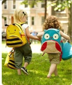 [O F F E R] Cute Animal Zoo Backpack Bag