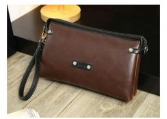 Clutch Leather -Long wallet