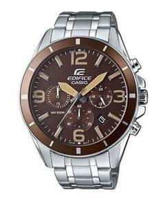 Watch - Casio Multihands EFR553D-5 - ORIGINAL