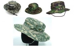 Topi celoreng askar army hat cap camouflage beauty