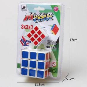 Magic Cube 3x3 2in1