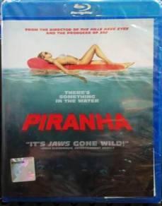 Blu-ray PIRANHA