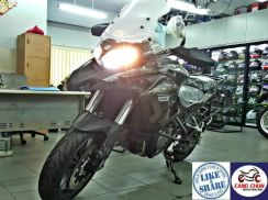 Year End Sales TRK502 Benelli trk 502 -Must View