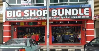 Perniagaan bundle Untuk ambik alih