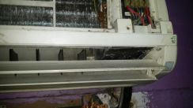 Servis portable / wall aircond/ 10pg-11mlm murah