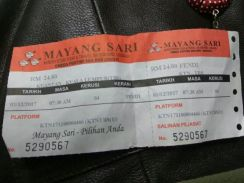 Bus ticket half price