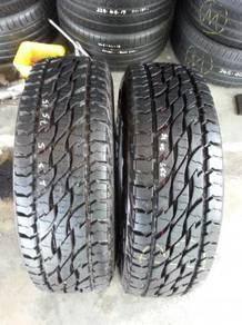 Tayar 235/70/Rim15 Bridgestone A/T 4X4