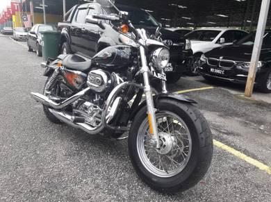 Harley-Davidson Sportster 1200 Custom Specs