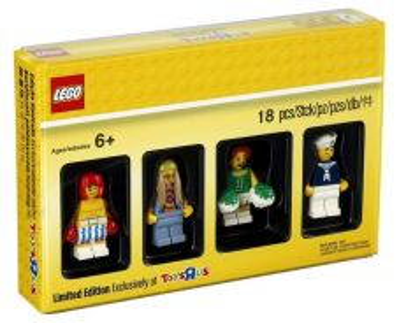Lego Bricktober 2017 set 4 Exclusive CMF 5004941