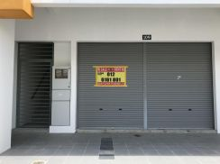 (RENT) Double Storey Shop Lot Pusat Saujana Prima S2 Heights