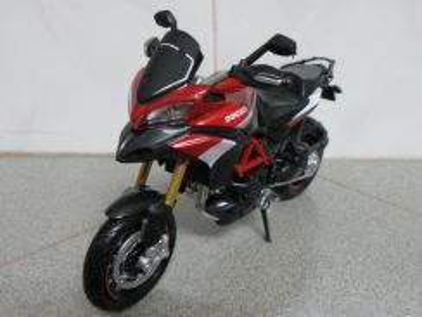 Newray 1:12 Ducati Multistrada 1200 (Clear Stock)