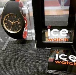 Ice watch black glitter