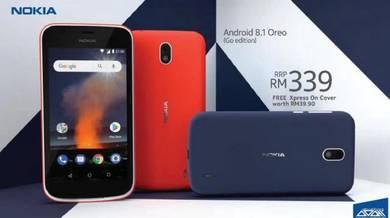 Promo Terbaru Nokia 1 Android Oreo 8.1 8GB ROM