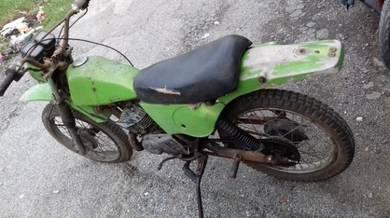 Suzuki ts100 er