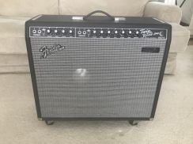 Fender '65 Twin Custom 15 Guitar Amp