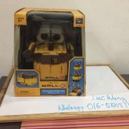 Transforming Wall-E by Thinkaway Toys