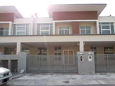 Taman Bukit Hijau Double Storey Terrace at Jln Tuaran Bypass