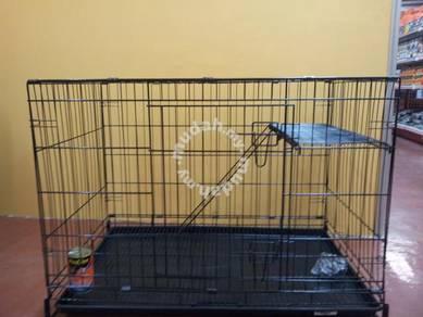 Sangkar Kucing Besar - New Big Cat Cage 1 TKT