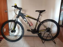 Fuji bike nevada 1.6 size 17
