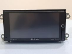 Used Original Toyota Vios Pioneer DVD player