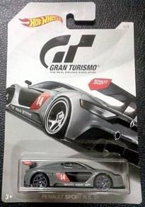 Hotwheels GRAN TURISMO RENAULT SPORT RS 01