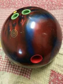Bola bowling ebonite turbo R