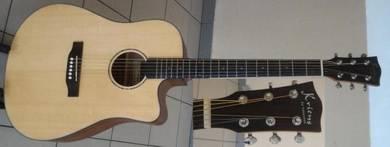 Kriens Acoustic Guitar 41 Inch #K540 SOLID Top