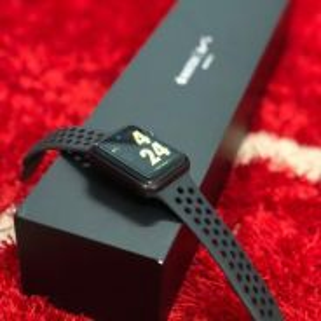 Apple Watch Nike Series 3 Space Gray 42mm