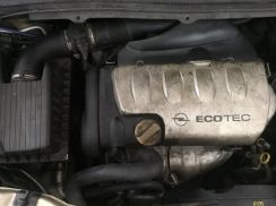 Chevrolet Nabira Opel Zafira Halfcut Spare Parts