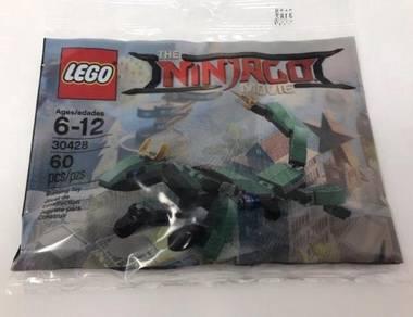 LEGO Ninjago 30428 Green Ninja Mech Dragon