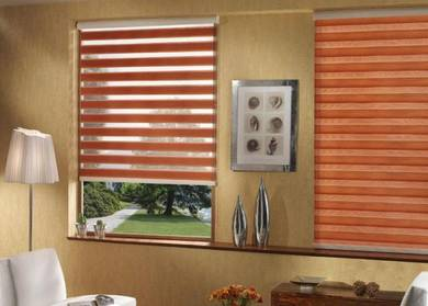 For house /shoplot & zebra blinds / roller blinds