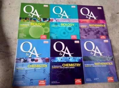 Matriculation Q&A