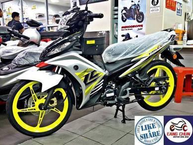 2018 Yamaha LC 135 LC135 Jimat Jimat 0% GST Kini