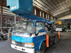 Isuzu skylift 12meter/ unregister