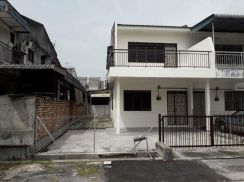 Ipoh Pengkalan 2sty house with land