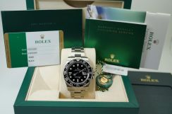 Rolex Gmt Master II 116710 (NEW) -Swiss Hour