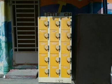 Heavy Duty Coin-Locker and Cabinet.