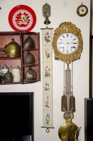 Antique beautiful dutch servant or service bell