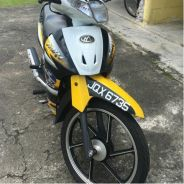 2015 Modenas Kriss MR1