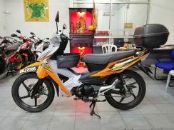 Wave ultimo 125cc adah starter Good condition