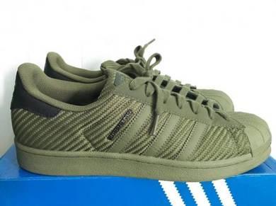 Adidas Originals Superstar (colour Olive/black)