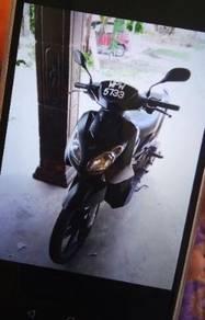 Yamaha moto nouvo s