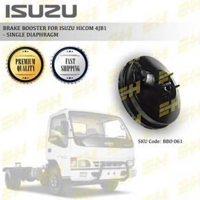 Brake Booster ISUZU HICOM 2.8 4JB1 9'(Single)