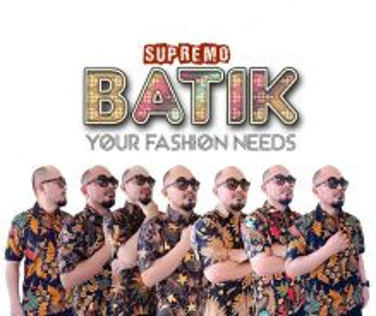 Baju Batik Indonesia (Premium Quality)
