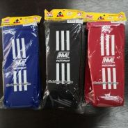 Nationman muay thai cotton shin guard