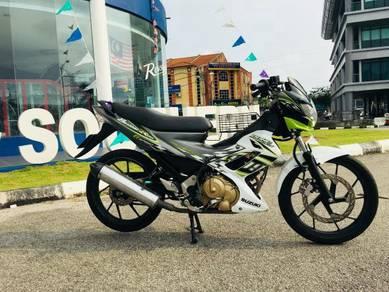 Suzuki Belang R150 - Last Stock !!!!