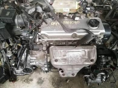 Enjin 4g93 single cam
