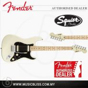 Fender Squier Contemporary Strat HH Guitar White