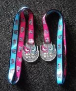 Custom Made Acrylic Medal